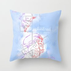 Made in Holland no. 2 Throw Pillow