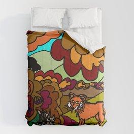 AUTUMN IS HERE Comforters