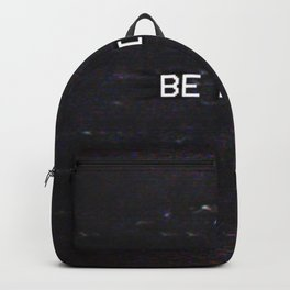 BE NICE. Backpack