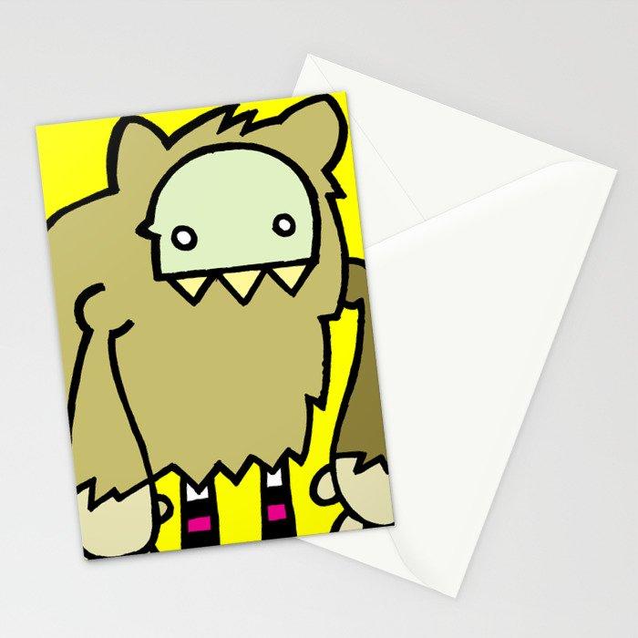 Le Loup-Garou Stationery Cards