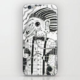 camarón indi iPhone Skin