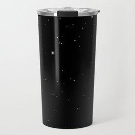 night sky. Travel Mug