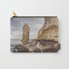 Stack and chalk cliffs Carry-All Pouch