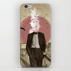 Hot Under The Collar iPhone & iPod Skin