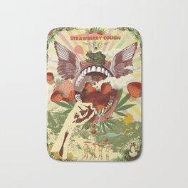 STRAWBERRY COUGH Bath Mat