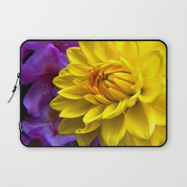 Floral Beauty #1 Laptop Sleeve