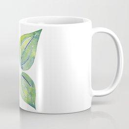 Watercolour Friendship Plant Coffee Mug