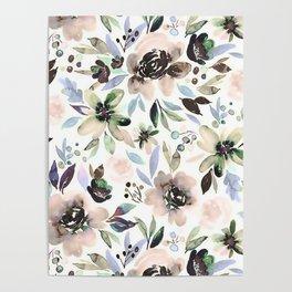 Flower Series IX Poster