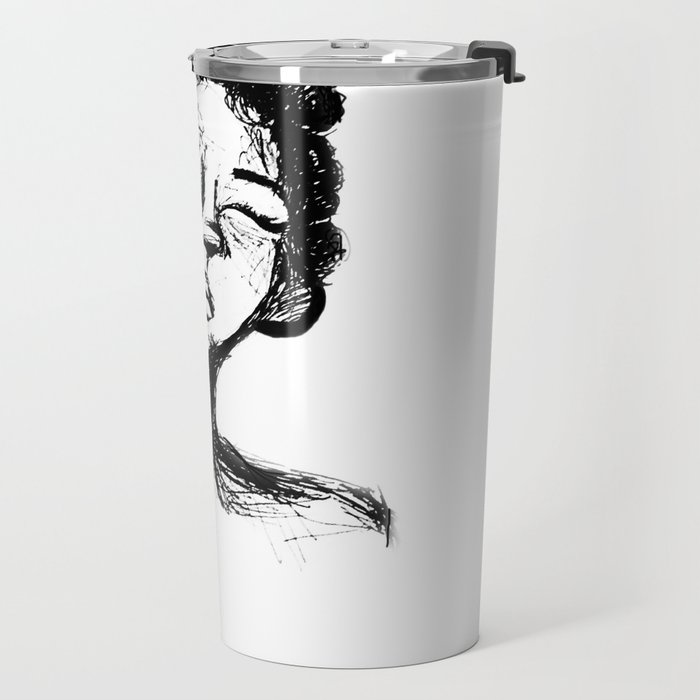 Coiled Travel Mug