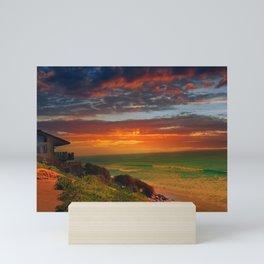Sunset Dream Mini Art Print