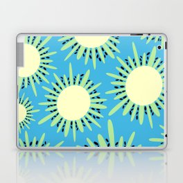 Kiwi Sun Print | Kiwi Print | Summer | Fruity Print | pulps of wood Laptop & iPad Skin