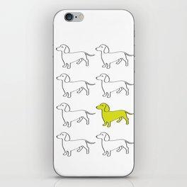 Weenie Collective iPhone Skin