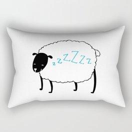 Naps are Nice Rectangular Pillow