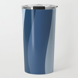 Blue Waves* Travel Mug