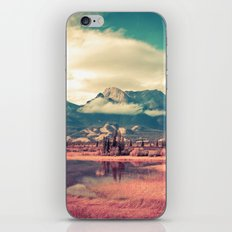 Breathing Space iPhone & iPod Skin