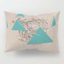 squiggles 4 Pillow Sham
