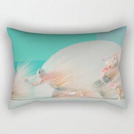 Break Down (The Dance Floor) Rectangular Pillow