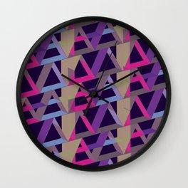 3D X 0.3 Wall Clock