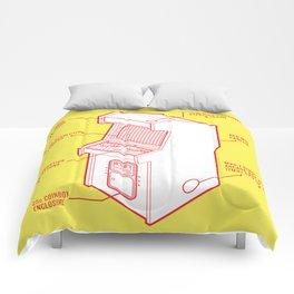 ARCADE CAB - NEO GEO MVS Comforters