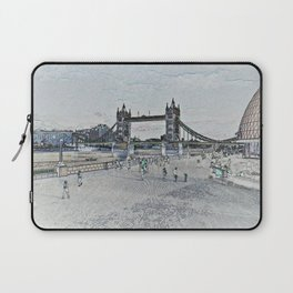 South Bank London Laptop Sleeve