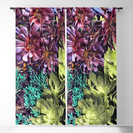 Native Plantings Blackout Curtain