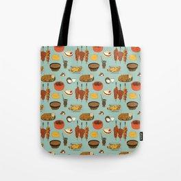 Delights of Brazil Tote Bag