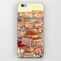 takmaj iPhone & iPod Skins featuring Athens by takmaj