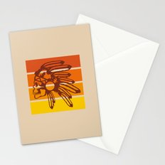 Nod to the 70's Stationery Cards