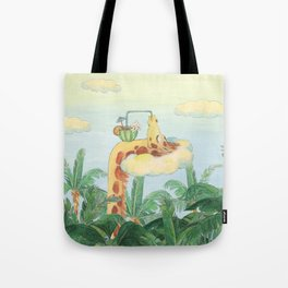 summer chillax Tote Bag