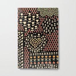 Native Tulips Metal Print