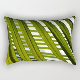 Blinds Rectangular Pillow