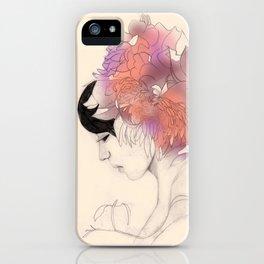 Sincerity iPhone Case