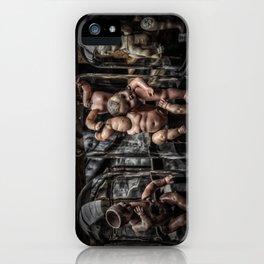 Creepy Dolls iPhone Case