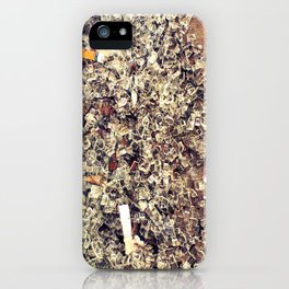 Hobo Bash iPhone Case