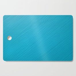 Light blue painted wood background Cutting Board