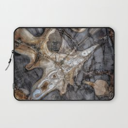 Petrified wood 3264 Laptop Sleeve