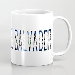 Made In El Salvador Coffee Mug