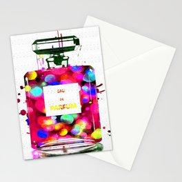Eau de Parfum Bubbles Stationery Cards