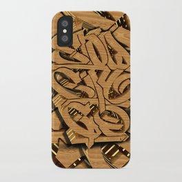 """""""SLOW CITY GO"""" iPhone Case"""