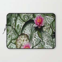 Lily Pads Laptop Sleeve