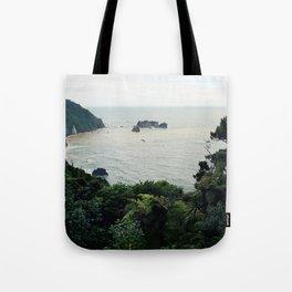 New Zealand Coast Tote Bag