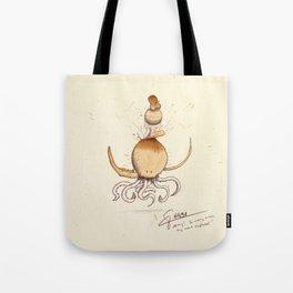 #coffeemonsters 491 Tote Bag