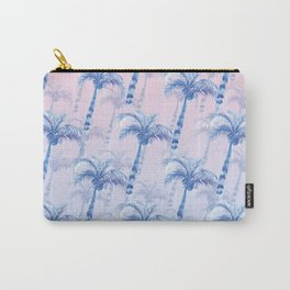 Tropical Sunset - Palm Trees Carry-All Pouch