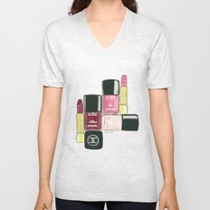 Beauty Shot Unisex V-Neck