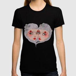 Le coeur T-shirt