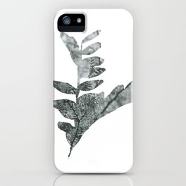 The Leaves of Trees Pt. II iPhone Case