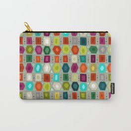hex strip willow Carry-All Pouch