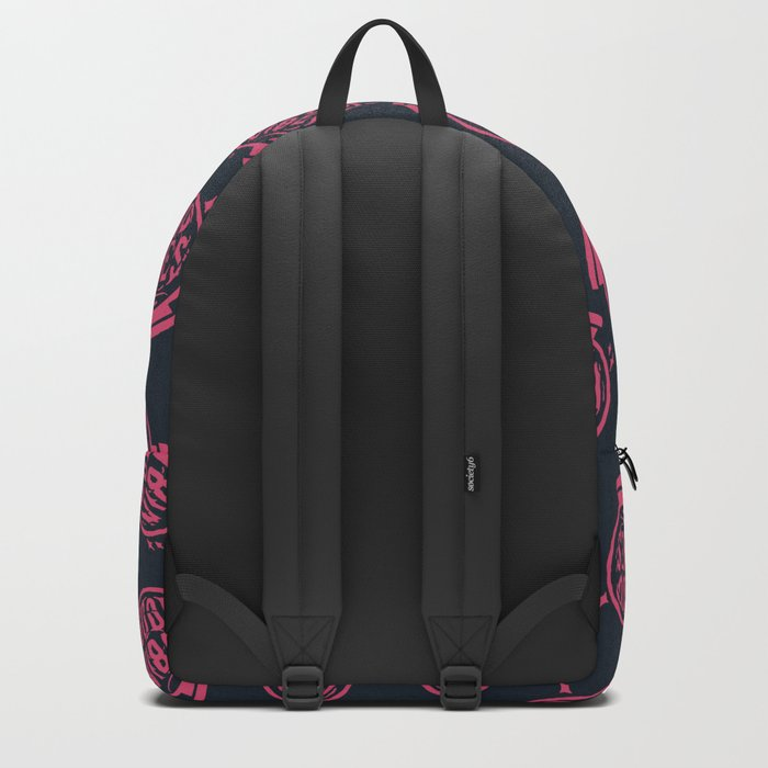 Crystal Ball Knows All Backpack