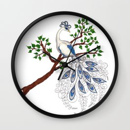 The Moonlark Wall Clock