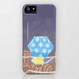 Rainy Day- Lineless iPhone Case